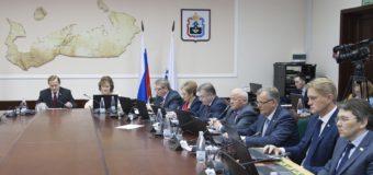 Принят проект закона об исполнении бюджета ТФОМС НАО за 2017 год