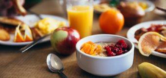 12 принципов правильного питания